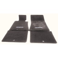 New OEM Hyundai Genesis Floor Mat Set Genesis Brown U8140-3M002-M5