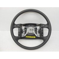 New Old Stock OEM Ford F150 F250 Bronco Steering Wheel Black Vinyl F4TZ-3600-B