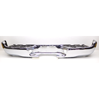 New OEM Toyota Tacoma Rear Bare Bumper Cover Chrome 52151-04061