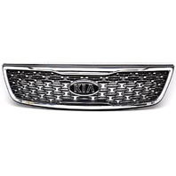 OEM Kia Sorento Front Grille With Emblem Small Chrome Flaws