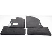 OEM Scion XD 4 Piece Floor Mat Set Black PT206-52080-02