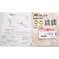 New OEM Kia Sedona Hitch Hardware kit W/ Manual Lot of 5 Set UV060-AY115-KT