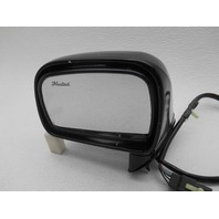 OEM Left Mirror Black Lincoln Town Car 963023Y200 Housing Scratches