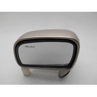 Genuine OEM Left Mirror Lincoln Town Car Heated w/o Memory F7VZ17682BA Light Tan