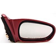 OEM Honda Civic Sedan Right Passenger Mirror Red