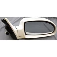 OEM Kia Amanti Right Passenger Mirror Housing Surface Scratches White
