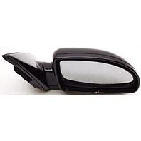 OEM Kia Amanti Right Passenger Mirror Surface Scratches Dark Burgundy