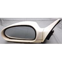 OEM Hyundai Sonata Left Driver Side Mirror White Surface Scratches