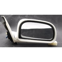 New OEM Mitsubishi Mirage Right Passenger White Side View Mirror Power MR606965