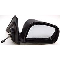 OEM Mitsubishi Mirage Right Passenger Side Mirror Black