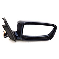 New OEM Mitsubishi Lancer Right Dark Blue Side View Mirror No Heat MN126376