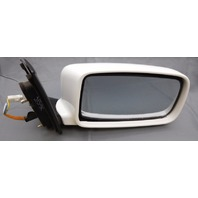 New OEM Mitsubishi Lancer Right White Side View Mirror No Heat MN126376WC