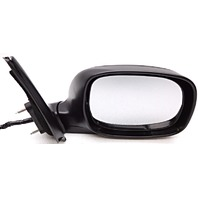 OEM Toyota Sequoia Tundra Right Passenger Side Mirror Surface Scratches Black