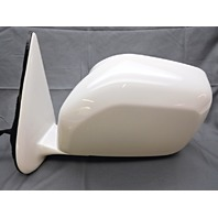 New OEM Toyota 4Runner White Left Driver Side View Mirror Power 87910-3D020-A0