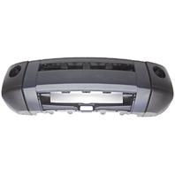OEM Range Rover LR3 Front Bumper Cover Black With Fog Lamps DPB500055LML