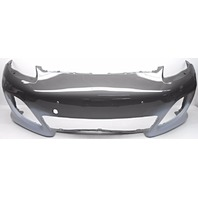 OEM Porsche Panamera Turbo S Front Bumper Cover With Park Assist 970-505-911-09