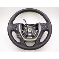 OEM Honda Pilot Elite Leather Steering Wheel W/ Heat & Drive Assist-Scuffs/Rubs