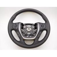 OEM Honda Pilot EX-L Leather Steering Wheel Cruise & Menu Controls-Scuffs/Rubs