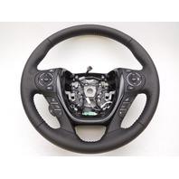 OEM Honda Pilot Elite Leather Steering Wheel W/ Drive Assist Heat-Scuffs/Rubs