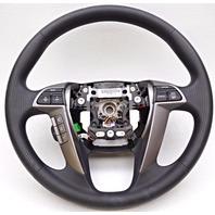 OEM Honda Odyssey EX LX Steering Wheel Less Airbag Crack Behind Plastic Trim