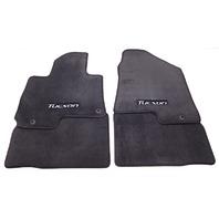 OEM Hyundai Tucson GL GLS Limited Floor Mat Set Black 2SF14-AB305-9P