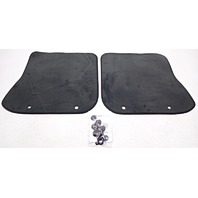 OEM Audi A4 Rear Floor Mat Set Grey 8D0-061-226-E-8JE