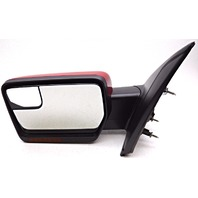 OEM Ford F150 Left Driver Side Mirror Marks on Cover Red Candy
