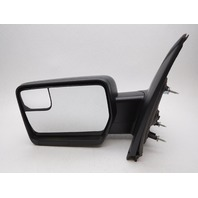 OEM Left Mirror Black Textured Ford F150 BL3Z17683AA Scratches