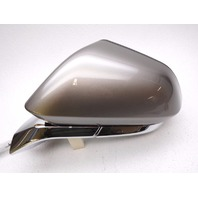 New OEM Lincoln MKZ Left Grey Side View Mirror 11 Wire Heat Signal Spotter