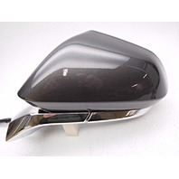 New OEM Lincoln MKZ Left Magnetic Grey Side View Mirror 11 Wire No Power Fold