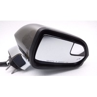 New OEM Lincoln MKZ Right Door Side View Mirror Luxe Grey Heated Power Signal