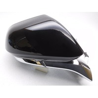 New OEM Lincoln MKZ Right Door Side View Mirror Black Velvet Heated Power Signal