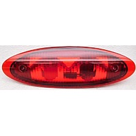 Genuine OEM Ford Windstar High Mounted Stop Lamp F58Z13A613A