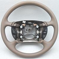 OEM Ford Escort Steering Wheel Mocha F5CZ-3600-AAE