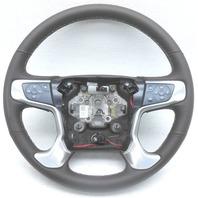 OEM GMC Sierra Steering Wheel Brown