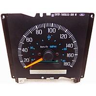 New Old Stock KPH Ford F150 F250 F350 F450 Speedometer Head Cluster E9TZ-17255-D
