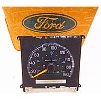 New Old Stock KPH Ford F150 F250 F350 Speedometer Head Cluster KPH F0TZ-17255-C