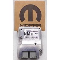 New Old Stock OEM Mitsubishi Raider Airbag Control Module 04896012AC