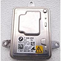 OEM BMW 328i 335i 640i M6 X3 X5 HID Headlight Control Module 130732946100