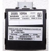 Genuine OEM Nissan Murano Convertible Keyless Entry Theft Control 28595-1GR0A