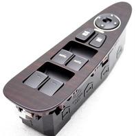 OEM Hyundai Genesis Sedan Driver Door Master Switch 93570-3M512-PW2