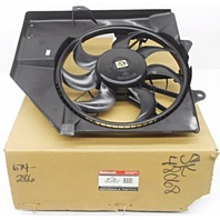 New Old Stock OEM Ford Escort Mercury Tracer Radiator Condenser Fan F5CZ-8C607-B
