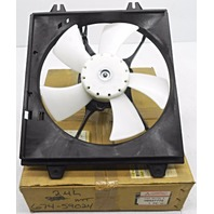 New Old Stock OEM Mitsubishi Galant Radiator Condenser Fan and Motor MB947772