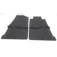 OEM Hyundai Sonata Front & Rear All Weather Rubber Floor Mats C1F13-AC400