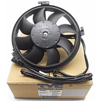 Aftermarket TYC Volkswagen Passat Radiator Condenser Fan and Motor 610900