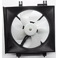 Aftermarket TYC Radiator Condenser Fan and Motor for Subaru Legacy 2.5L 611070