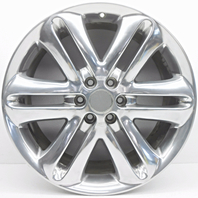 OEM Ford F150 Aluminum 22 Inch Wheel Rim Plating Peeling Off