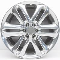 OEM Ford F150 Aluminum 22 Inch Wheel Rim Plating Peeling Off