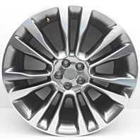 OEM Lincoln MKX 21 Inch Aluminum Wheel Rim Minor Surface Scratches
