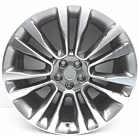OEM Lincoln MKX 21 Inch Aluminum Wheel Rim Discoloration and Surface Scratches